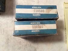 2-Bower /bearings #39585,30 day warranty, free shipping lower 48!
