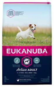 Eukanuba Adult Small Breed Chicken Dog Food | Dogs