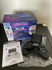 Boxed Sega Saturn Smartphone Controller for Android Bluetooth