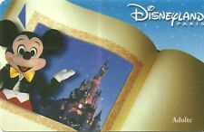 RARE / PASSEPORT EURO DISNEY : MICKEY - DISNEYLAND PARIS EURODISNEY FRANCE