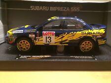 Subaru Impreza 555 - Rally Australia 1996 - #13 P.Bourne/G.Vincent - 1/18