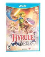 Hyrule Warriors (Nintendo Wii U, 2014) VG Condition, Complete, CIB, *TESTED*
