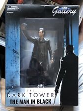Diamond Select Toys the Dark Tower Movie Gallery: the Man in Black Pvc Figure