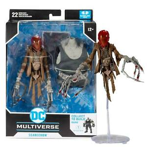 """DC Multiverse McFarlane Toys 7"""" Action Figure - Last Knight on Earth - Scarecrow"""
