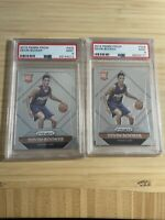 2015-16 Panini Prizm Devin Booker #308 Rookie Card  PSA 9 Mint (2) Two