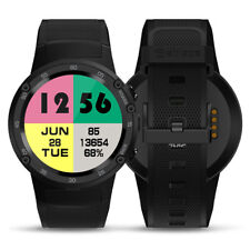 "1.39"" Zeblaze THOR 4 Touch Screen 4GLTE Smartwatch 16GB GPS WIFI Android7 Camera"