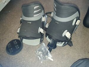 Flow Snow Board Boots + Attachments