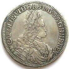 [R2267] Doppeltaler o.J. Hall, RDR, Karl VI. (1711-1740)