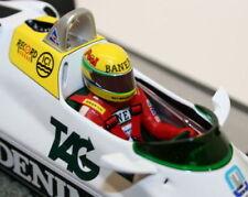 Coches de carreras de automodelismo y aeromodelismo MINICHAMPS Williams sin anuncio de conjunto