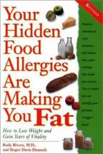 Your Hidden Food Allergies Are Making You Fat : Lose Weight by Identifying Foods