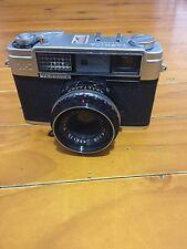 Yashica M II Vintage Film Camera Rangefinder