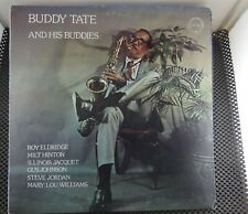 Buddy Tate And His Buddies (Chiaroscuro Records ‎– CR 123)