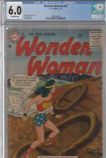 WONDER WOMAN #87 CGC 6.0 1957