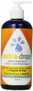 Health Extension Nutra-Drops High Calorie For Puppies & Dogs - 16 Fl. Oz./473 ml