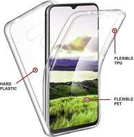 For LG K51s Case, LMK510EMW, Front & Back Full Body 360° Shockproof Phone Cover