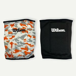 Wilson Reversible Deluxe Junior Standard Knee Pads Camo/Black NEW