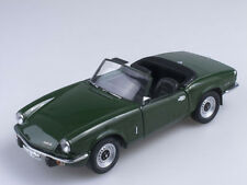 Scale model 1/18 1970 Triumph Spitfire MK IV Open Convertible (Laurel Green)