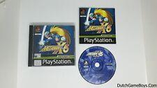 Mega Man X5 - Playstation 1 - PS1