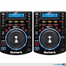 Numark NDX500 USB - CD Media Player and Software Controller NDX 500
