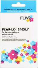 FLWR LC-1240XL Yellow Compatible Cartridge for FLWR Brother NON OEM