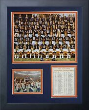 11x14 FRAMED 1985 CHICAGO BEARS 8X10 TEAM PHOTO MIKE DITKA SUPER BOWL XX