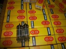 ECL84 X 50 PCS vacuum tubes ECL84 PHILIPS MINIWATT NOS NIB Great Condition