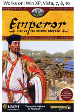 Emperor: Rise of the Middle Kingdom PC Game