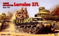 LORRAINE 37 L (SD.KFZ 135) - AFRIKA KORPS SCHLEPPER 1/35 RPM