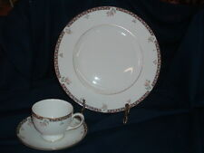 Wedgwood, ISIS, Dinner Plate and Cup & Saucer