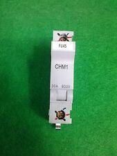 Buss Chm1 Fuse Holder 30A 600V, Used