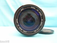 Sigma UC Zoom 35-135mm 1:4-5.6 Lens with Cap Made in Japan fits Minolta