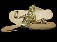 Indische elegante Slippers, Chappals, Echt Lederschuhe, Freizeit Schuhe Gr.36-41