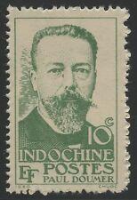 INDOCHINE  N°258* Paul Doumer,1944, French Indo China MNH NGAI