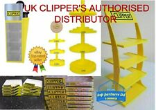 More details for clipper display carousel /stand/ tray/ tray +board rotating stand accessories