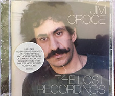 Jim Croce-The Lost Recordings  (UK IMPORT)  CD NEW