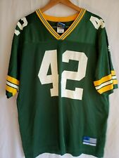 Green Bay Packers Darren sharper #42 Adidas Jersey Adult L