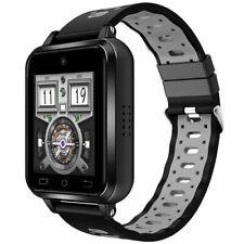 Android Smart Watch Q2 4G Bluetooth SIM WIFI Camera GPS Quad-Core 1GB+16GB Grey