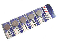 5pcs CR2025 3V Lithium Watch Calculator Batteries Fast Free Shipping