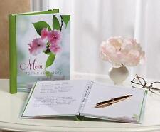 Easter Gifts for Her Sis Daughter Mom Tell Me Your Story Guided Journal Keepsake