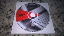 Palm V Connected Organizer Software Driver Installation CD-ROM