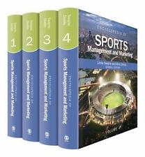 Encyclopedia of Sports Management and Marketing (2011, Hardcover)