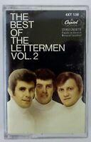 The Lettermen Cassette The Best of The Lettermen Volume 2