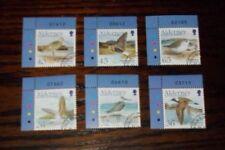 Birds Decimal Alderney Regional Stamp Issues
