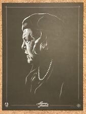 Mama Fratelli The Goonies Movie Art Print Poster Mondo Jeff Boyes Anne Ramsey