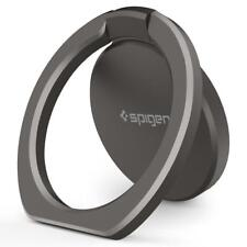 Express Spigen Style Ring Pop 360 Rotate Stand and Mount for Smartphones Gunmetal