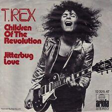"7"" T. Rex – Children Of The Revolution // Germany 1972"