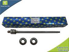 New Yanmar Tractor Steering Shaft & Bearings (2 Pcs) YM135 YM135D