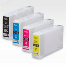 Full  Set of non-OEM Ink for EPSON WorkForce WF-4630DWF WF-4640DTWF WF-4640DWF