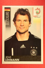 Panini EURO 2008 N. 208 LEHMANN DEUTSCHLAND NEW With BLACK BACK TOPMINT !!!