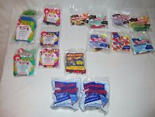 McDonald's Happy Meal HOT WHEELS Super Lot 1992-1995 All New In Package 16 Total